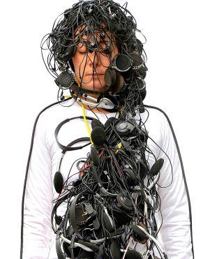 """Eugenia Vargas Pereira. """"Talking Heads Transmitters"""" Photography, 2014. Photo Credits: Eugenia Vargas Pereira."""