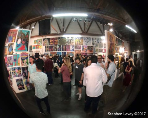 Chocolate And Art Show Los Angeles - August 18 - 19. Photo credit Stephen Levey