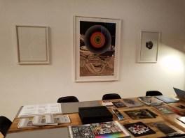 Povevolving - Fine Art Printing. DTLA Long Beach Ave. Lofts Open Studios. Photo Credit Kristine Schomaker