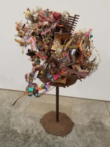 Nancy Kyes. ELEMENTAL | Marking Time. Descanso Gardens, Sturt Haaga Gallery. Photo Credit Kristine Schomaker