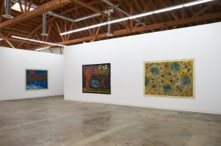Marion Estes, If Premonitions Were Tapestries. Courtesy of the artist and CB1 Gallery, Jay Oligny; photographer.