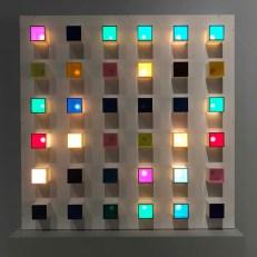 Gregorio Vardanega 'Polychromie Electronique' (Electronic Polychrome I) Photo Credit: Mario Vasquez.