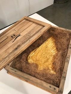 Stuart Kusher. LA Art Show 2018. LA Convention Center. Photo Credit Genie Davis