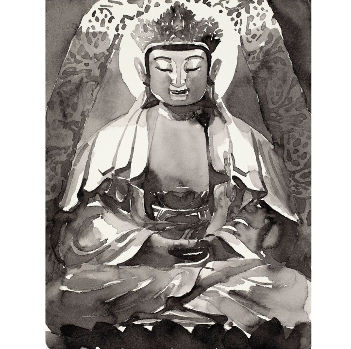 SHI ZHIYING, Orange County Museum of Art ; Image courtesy of the gallery