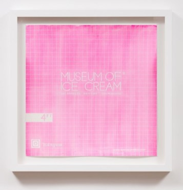 Museum of Ice Cream (2020), William Powhida, After 'After the Contemporary'; Image courtesy of Charlie James Gallery