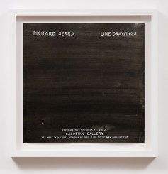 Serra Line Drawings (2002), William Powhida, After 'After the Contemporary'; Image courtesy of Charlie James Gallery
