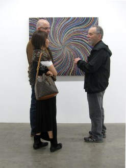 RHEBIS, Robert Walker Retrospective at Jason Vass Gallery; Photo Credit Patrick Quinn