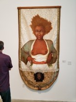 Lezley Saar, It Takes a Village, Lancaster Museum of Art and History; Photo credit Kristine Schomaker