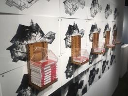 MFA Biennial, Brea Gallery; Photo credit Evan Senn