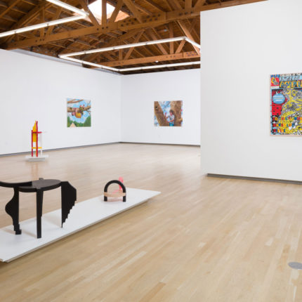 From Pangs to Pangolins, Installation view, Shulamit Nazarian. Photo Courtesy of the gallery.