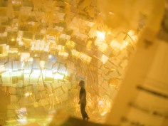 Into the Breath. Wonderspaces: With Creative License. Photo Credit Anne Vetter