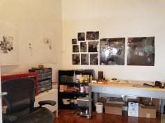 Chris Collins. DTLA Long Beach Avenue Lofts 5th Annual Open Studios