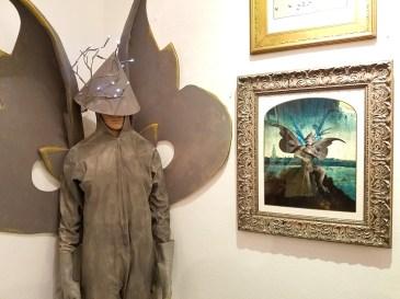 Lori Pond, Bosch Redux at LAAA/Gallery 825. Photo credit: Kristine Schomaker.