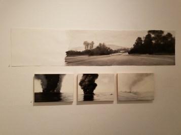 Lynne McDaniel, Boom! at LAAA/Gallery 825. Photo credit: Kristine Schomaker.