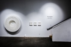 """Tahiti Pehrson""""New Works"""" at Joseph Gross Gallery. Photo credit: Milana Burdette, courtesy of the gallery."""