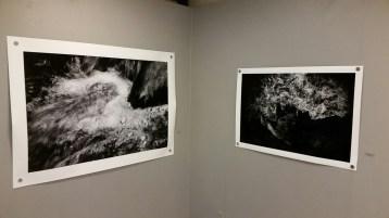 Light Streams by L. Aviva Diamond at Moorpark College Art Gallery. Photo credit: Jennifer Susan Jones.
