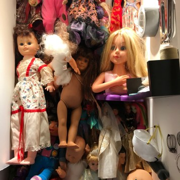 Miss Art World, Alterations, Shoebox Projects; Photo credit Genie Davis
