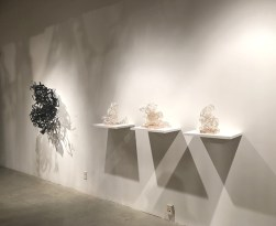 Margaret Griffith, SCULPTURE: Margaret Griffith and Ann Weber, José Drudis-Biada Art Gallery; Photo courtesy of the artist