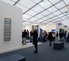 Frieze Art Fair Los Angeles; Photo credit Kristine Schomaker