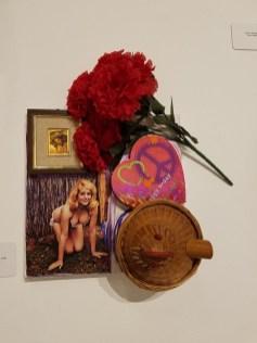 Simone Gad, Blinky the Friendly Hen, CSUN Art Gallery; Photo Credit: Kristine Schomaker