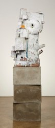 Arlene Shechet, Out Front, Sculpture, Susanne Vielmetter Los Angeles Projects; Image courtesy of the gallery