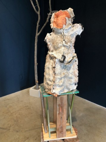 Parris Patton, Sculpture, Good Luck Gallery; Photo credit Betty Ann Brown