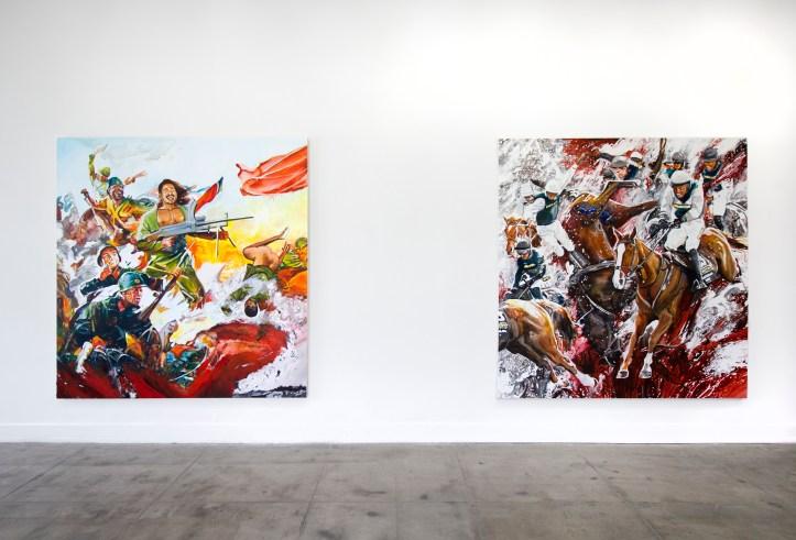 Install 7_Conrad Ruiz at Ochi Projects_Photo courtesy of the gallery