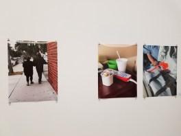 California State University Northridge MFA/MA Open Studios. Patricia Lauletta. Photo credit: Kristine Schomaker.