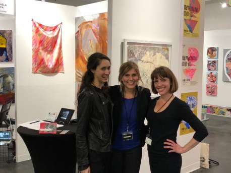 Janna Avner, Richelle Gribble, Sharsten Plenge, Femmebit 2019; Image courtesy of Janna Avner