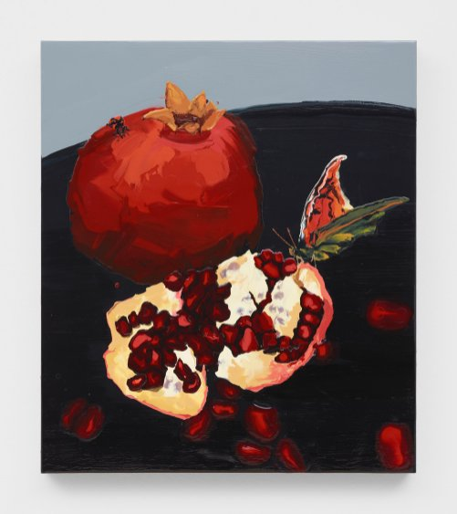 Kirsten Everberg, Florida Red Leaf, Life Still, 1301PE; Image courtesy of the gallery