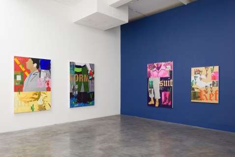 Gabriella Sanchez, In a Manner of Speaking, Charlie James Gallery; Photo by Michael Underwood, courtesy of the artist and Charlie James Gallery