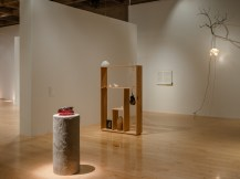 Kelly Akashi. Brave New Worlds, Palm Springs Art Museum; Image courtesy of the gallery, Photo credit Lance Gerber
