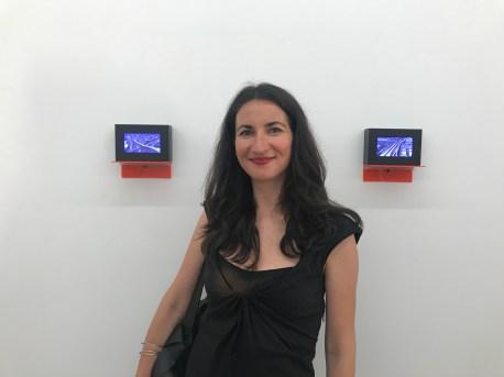 Karolina Pernar, Figura: Micro Macro, Durden and Ray; Photo credit Genie Davis