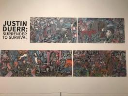 Justin Duerr, Intuit Gallery; Photo credit Genie Davis