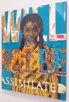 April Bey, LA Painting, MOAH; Photo credit Kristine Schomaker