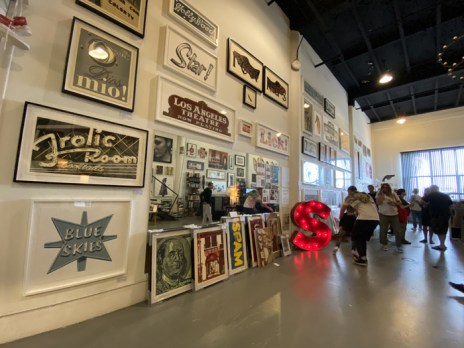 Dave Lefner, Brewery Artwalk; Photo Credit Dani Dodge