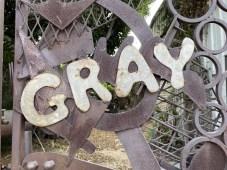 Gone But Not Forgotten, Bruce Gray. Brewery Artwalk; Photo Credit Dani Dodge