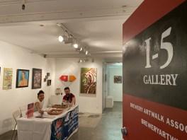 I-5 Gallery, Brewery Artwalk; Photo Credit Dani Dodge