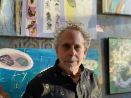 Robert Soffian, Brewery Artwalk; Photo Credit Dani Dodge