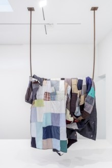 Ceiling Fixture for Quilt © Theaster Gates, Courtesy Regen Projects, Los Angeles