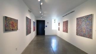 David Allan Peters, LA Painting, MOAH; Photo credit Kristine Schomaker