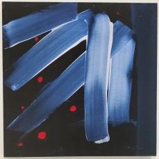 Lita Albuquerque, LA Painting, MOAH; Photo credit Kristine Schomaker
