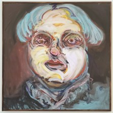 Randi Matushevitz, LA Painting, MOAH; Photo credit Kristine Schomaker
