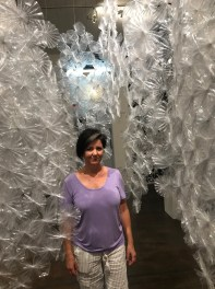 Tracey Weiss, Scavengers, The Loft Studios and Gallery; Photo credit Genie Davis