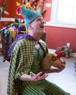 Jason Jenn in Temptations in Fairyland; Photo credit Orit Harpaz