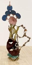 Nancy Graves, Acordia, With Pleasure: Pattern and Decoration in American Art 1972–1985, MOCA Grand Avenue; Photo credit David S. Rubin