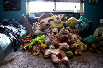 Amanda Schilling, Surplus of Stuffies; Image courtesy of the artist