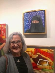Ada Pullini Brown, Women by Women 2020, SoLA Contemporary; Photo credit Genie Davis
