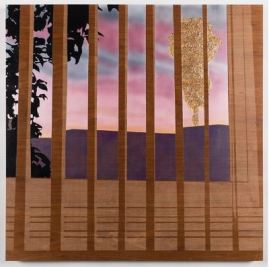 Josh Vasquez, Golden Palm (Desire); Courtesy of Museum Adjacent and artist
