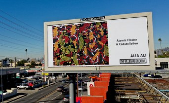 Alia Ali, The Billboard Creative 2020 Show; Image courtesy of The Billboard Creative